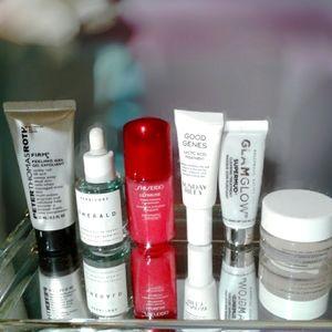 Luxury Skincare Bundle Sunday Riley, Glow Recipe +
